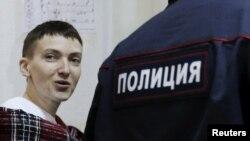 Надія Савченко 26 березня, 2015 року