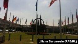 Штаб-кватэра НАТО ў Брусэлі.
