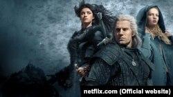 Серіал «Відьмак», який можна дивитися на Netflix