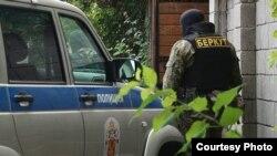 Police raided the house of Yelizaveta Bohutskaya on September 8.