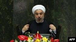 Presidenti i Iranit, Hasan Rohani.