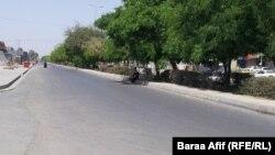 شارع في بغداد