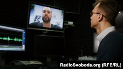 Журналист Андрей Дихтяренко общается с соучредителем LugusStudios Кевином Хелтерманом