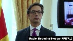 Шефот на државата Стево Пендаровски