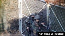 Koreyalar arasındakı neytral zona