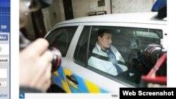 Vicepreședintele Parlamentului și fostul guvernator ceh Dr. David Rath arestat pentru luare de mită