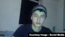 20-летний школьный учитель из Андижана Мухаммадризо Эргашев.