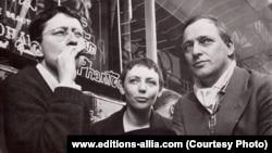 Ги Дебор, Мишель Бернштейн и Асгер Йорн, 1961 год