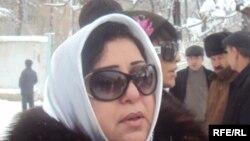 Сурайё Қосимова, ҳунарманди саршиноси тоҷик