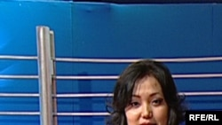 Kyrgyzstan - Kasmalieva Aida, the finalist of the international competition of journalists 27Oct2008