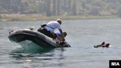Liqeni i Ohrit, 5 shtator 2009