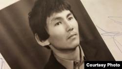 Галы Бактыбаев в молодости. Фото предоставили родственники активиста.