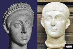 Аркадый і Ганорый