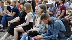 """""""Nouă ne lipsește comunicarea cu oamenii din alte țări"""". """"Zilele Americii"""" la Tiraspol"""