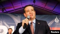 Кандидат на висування від республікаців Тед Круз