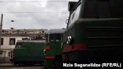 რკინიგზის დეპო