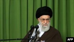 Иранскиот врховен лидер, Ајатолахот Али Хаменеи
