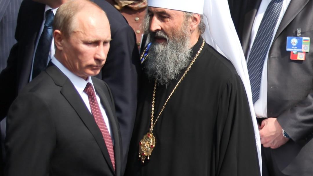 Порошенко обговорив із главою УПЦ Онуфрієм питання звільнення із полону українських військових - Цензор.НЕТ 866