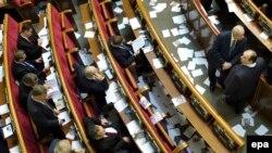 Верховна Рада України, Київ, 19 листопада 2013 року