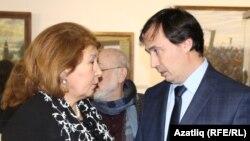 Зилә Вәлиева һәм Айрат Ситдыйков