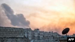 حلب دومین شهر بزرگ سوریه و مرکز اقتصادی این کشور بود.