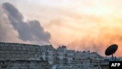 Талкаланган Сирия.