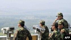 نيروهای کره جنوبی تحولات در مرزهای شمالی کشور را زير نظر دارند، چهارشنبه ۶ خرداد ۱۳۸۸