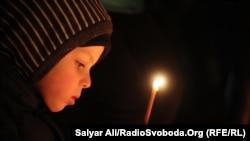 Noyabrın 22-də Kiyevdə Qoldomor qurbanlarının xatirəsi yad olunur