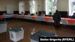 Гласање на претседателските избори во Молдавија