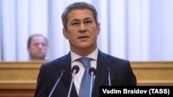 Временно исполняющий обязанности главы Башкортостана Радий Хабиров