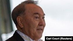 Қазақстанның бірінші президенті Нұрсұлтан Назарбаев.