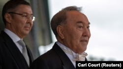 نورسلطان نظرباییف رئیس جمهور پیشین قزاقستان