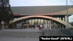 Душанбе шаҳридаги автовокзал.