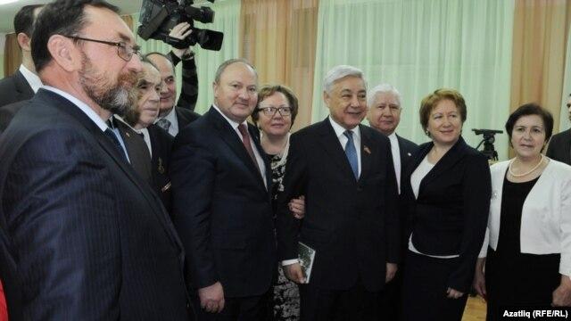 Мәскәүдә Каюм Насыйри институты үзәге ачылышы