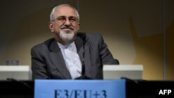 محمدجواد ظریف، وزیر امور خارجه جمهوری اسلامی در ژنو