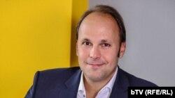 Главният изпълнителен директор на бТВ Медиа груп Флориан Скала