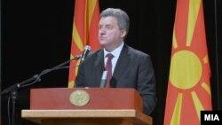 Претседателот Ѓорѓе Иванов