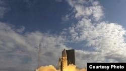 آزمایش موشک هایپرسونیک در آمریکا
