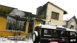 Mitrovicë - Lagjja e Boshnjakëve, 3 janar '09.
