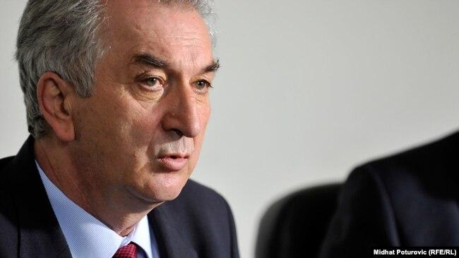 Mirko Šarović: Neslaganje entiteta