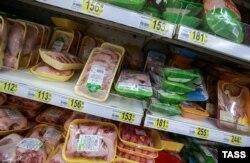 Мясные российские продукты на Украине также больше не купить