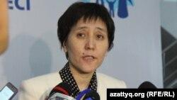 Тамара Дүйсенова, Қазақстанның еңбек және халықты әлеуметтік қорғау министрі