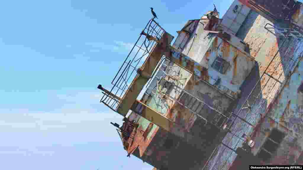 Суховантаж «Ібрагім-Якім» – привабливий об'єкт для дайверів і туристів. Місцеві жителі на цьому зробили бізнес – вони пропонують прогулянки до затонулого судна на моторному човні або невеликому катері