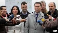 - PM Nikola Gruevski - 03Dec2014