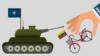 «Зверства» в странах Балтии