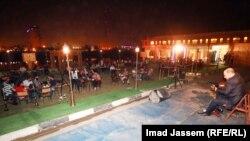"""عازف العود علي حسن في أمسية """"ليلة حب"""" بمنتدى المسرح التجريبي"""