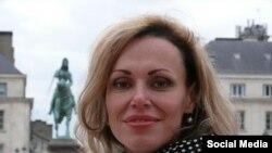 Российская правозащитница Надежда Кутепова.