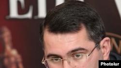 «Ժառանգություն» կուսակցության վարչության փոխնախագահ Արմեն Մարտիրոսյան