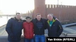 Ян Шикин и красноярские дальнобойщики доходили до правительственных кабинетов в Москве