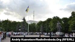 Pamje nga Ukraina